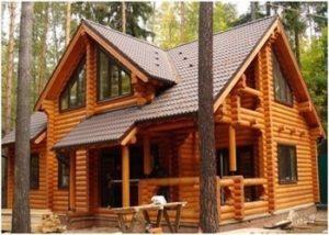 Смета на строительство деревянного дома