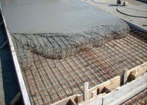 Смета на бетонные работы